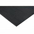 ZENITH - SDL879 - Fine Ribbed Mats - 3' Width - 1/8 - Black - Price per linear feet