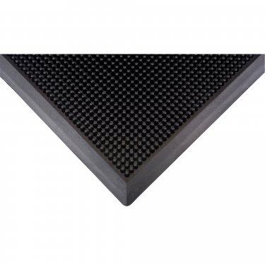 ZENITH - SFQ531 - Scraper Mat - 3' x 6' - 1/2 - Black - Unit Price
