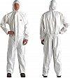 3M - 4510-BLK-XL - Disposable Protective Coveralls - Microporous - White - X-Large - Unit Price