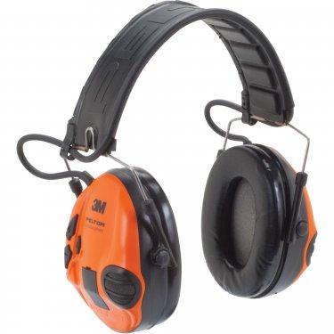 3M - MT16H210F-479-SV - Tactical Sport™ Electronic Headset - Headband - NRR dB 20 - Orange - Unit Price