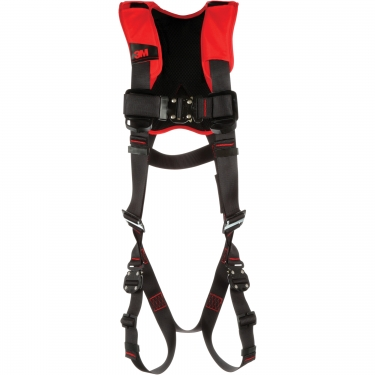 3M PROTECTA FALL PROTECTION - 1161427C - Comfort Vest-Style Harness - Large/Medium