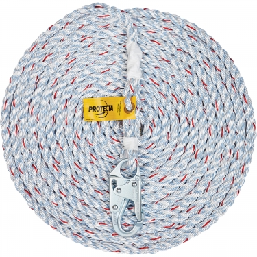 3M PROTECTA FALL PROTECTION - SSR100-100 - Rope Lifelines - 100' - Unit Price