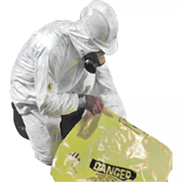 Alte-rego - AR355076YL100 - Sure-Guard™ Asbestos Removal Liners - 35 x 50 - Yellow - Price per box of 100