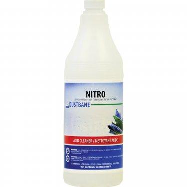 Dustbane - 50176 - Nitro Liquid Drain Opener - 1 liter - Price per bottle