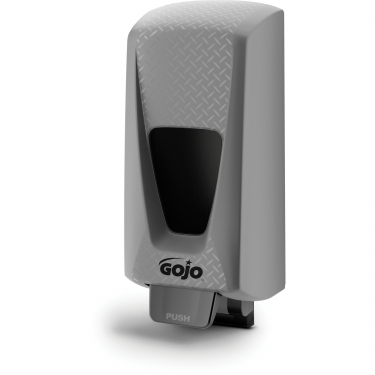 Gojo - 7500-01 - Pro™ TDX™ 5000 Dispenser - Capacity 5000 ml - Push - For Gojo 5L Supro Max Cartridge - Grey - Unit Price