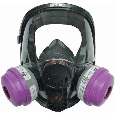 Honeywell - 760008AS - North® 7600 Series Full Facepiece Respirators - Small - Unit Price