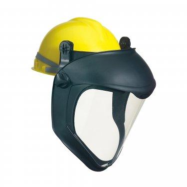 Honeywell - S8515 - Uvex® Uvex® Bionic™ Faceshield with Hardhat Adapter