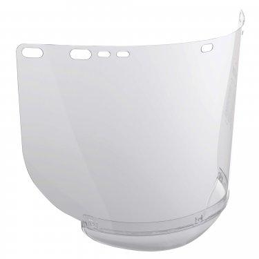Jackson Safety - 29062 - F20 Polycarbonate Face Shield - 15-1/2 x 8 x 0.4 - Polycarbonate - Clear - Unit Price