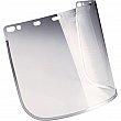 Jackson Safety - 29096 - F20 Polycarbonate Face Shield - 15-1/2 x 8 x 0.04 - Polycarbonate - Grey/Smoke - Unit Price