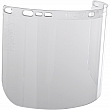 Jackson Safety - 29109 - F20 Polycarbonate Face Shield - 15-1/2 x 8 x 0.06 - Polycarbonate - Clear - Unit Price