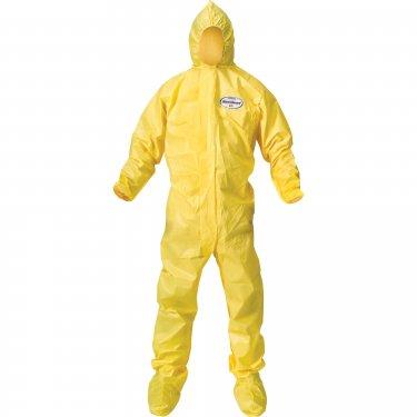 Kimberly-Clark - 00683 - Kleenguard™ A70 Coveralls - Polypropylene - Yellow - Large - Unit Price