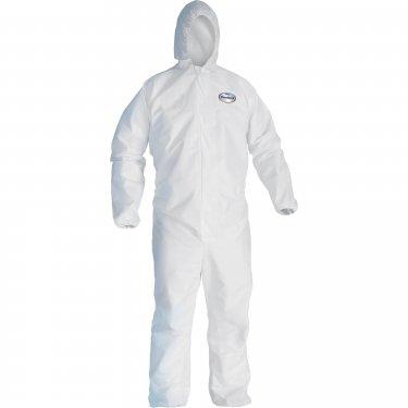 Kimberly-Clark - 44322 - Kleenguard™ A40 Coveralls - Microporous - White - Medium - Unit Price
