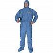 Kimberly-Clark - 45096 - Kleenguard™ A60 Coveralls - Polypropylene - Blue - 3X-Large - Unit Price