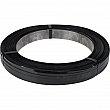 Kleton - PF404 - Steel Strapping - Manual - Core 16 x 3 - 0.020 - Black - 1/2 x 2940' - Price per Roll