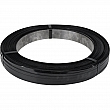 Kleton - PG006 - Steel Strapping - Manual - Core 16 x 3 - 0.023 - Black - 5/8 x 1890' - Price per Roll