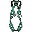 MSA - 10197196 - V-FORM™ Safety Full Body Harness - Large/Medium