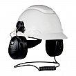 Peltor - HN387 - Peltor™ HT Series™ Listen Only Hard Hat Headset - Cap Mount - CSA Class: None - NRR dB 23 - Black - Unit Price