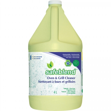 Safeblend - GCXXG04 - Oven & Grill Cleaner - 4 liters - Price per bottle