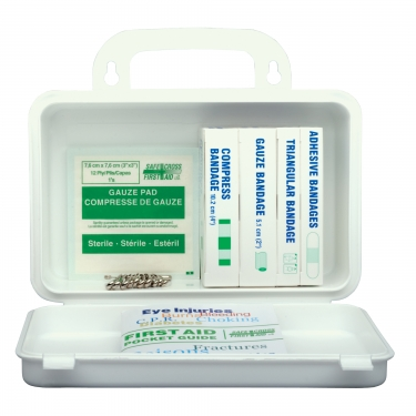 Safecross - 50402 - Regulation First Aid Kits - Ontario