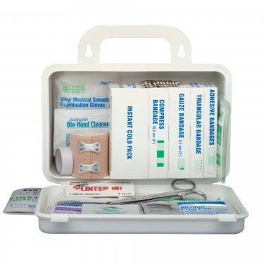 Safecross - 50410 - Deluxe Regulation First Aid Kits - Ontario