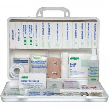 Safecross - 50440 - Deluxe Regulation First Aid Kits - Ontario