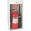 SD027 - Surface-Mounted Fire Extinguisher Cabinets