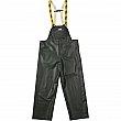 Viking - 4110P-XL - Journeyman Chemical Resistant Rain Bib Pants - Polyester/PVC - Green - X-Large - Unit Price