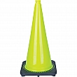 Zenith Safety Products - SDS933 - Premium Traffic Cones - Height: 28 - Lime Green - Unit Price