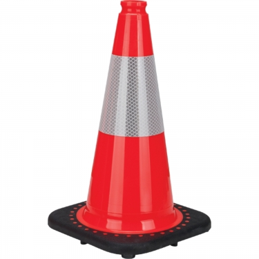 Zenith Safety Products - SEB770 - Premium Traffic Cone - Height: 18 - Orange - Unit Price