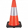 Zenith Safety Products - SEF026 - Traffic Cone - Height: 18 - Orange - Unit Price