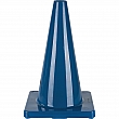 Zenith Safety Products - SEH136 - Coloured Cones - Height: 18 - Blue - Unit Price