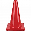 Zenith Safety Products - SEK283 - Coloured Cones - Height: 18 - Red - Unit Price
