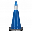 Zenith Safety Products - SGD694 - Premium Traffic Cone - Height: 28 - Blue - Unit Price