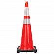 Zenith Safety Products - SGD774 - Cônes de signalisation de première qualité - Hauteur: 36 - Orange - Prix unitaire