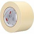 3M - 2307-72X55 - Masking Tape - 72 mm (3) x 55 m (180') - Tan - Unit Price