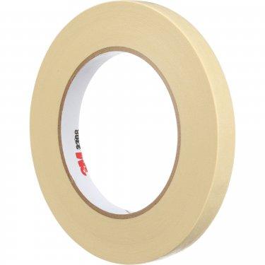 3M - 2308-12X55 - Masking Tape - 12 mm (1/2) x 55 m (180') - Tan - Unit Price