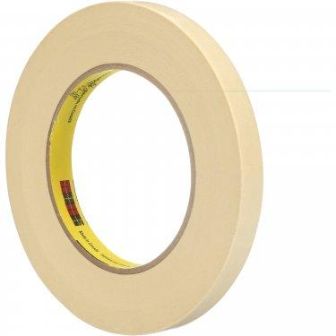 3M - 234-12X55 - General-Purpose Masking Tape - 12 mm (1/2) x 55 m (180') - Tan - Unit Price
