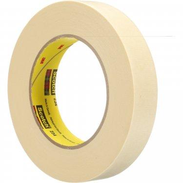 3M - 234-24X55 - General-Purpose Masking Tape - 24 mm (1) x 55 m (180') - Tan - Unit Price