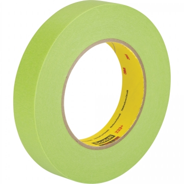 3M - 26336 - Scotch® 233 Masking Tape - 24 mm (1) x 55 m (180') - Green - Unit Price