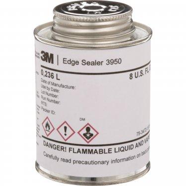 3M - 3950-8 OZ - Edge Sealer - 8 oz - Clear - Unit Price