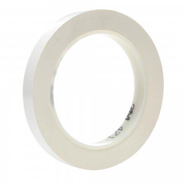 3M - 471-1/2X36-WHT - 471 Vinyl Tape - 12 mm (1/2) x 32.9 m (108') - 5.3 mils - White - Unit Price