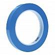 3M - PN6405 - 471 Vinyl Tape - 12 mm (1/2) x 32.9 m (108') - 5.3 mils - Blue - Unit Price