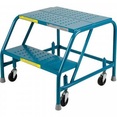 Kleton - MA612 - Rolling Step Ladders