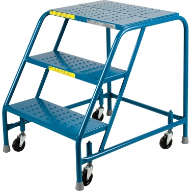 Kleton - MA613 - Rolling Step Ladders