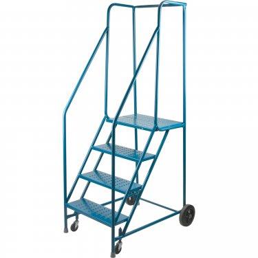Kleton - MA614 - Rolling Step Ladders