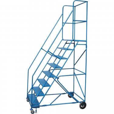 Kleton - MA622 - Rolling Step Ladders