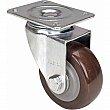 Kleton - ML045 - Caster - Polyurethane - Swivel - Capacity 440 lbs. (199 kg.) - 4 (102 mm) - Unit Price