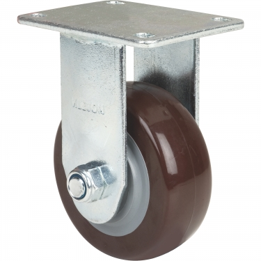 Kleton - ML046 - Caster - Polyurethane - Rigid - Capacity 440 lbs. (199 kg.) - 4 (102 mm) - Unit Price