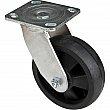Kleton - ML861 - Hi-Temp Caster - Nylon - Swivel - Capacity 800 lb (363 kg) - Black - 6 (152 mm) - Unit Price