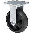 Kleton - ML862 - Hi-Temp Caster - Nylon - Rigid - Capacity 800 lb (363 kg) - Black - 6 (152 mm) - Unit Price